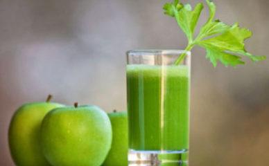 Sirovi zeleni napici za prolećno zdravlje!
