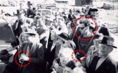 Šta se desilo na ovim fotografijama?