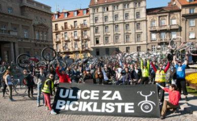 Održana beogradska biciklistička Izborna vožnja